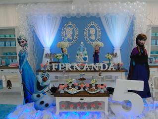 Aniversário  Fernanda