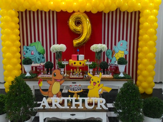 Aniversário Arthur