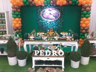 Aniversário Pedro