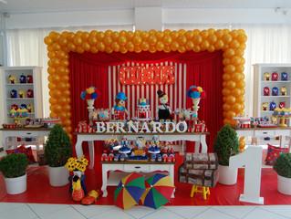 Aniversário Bernardo