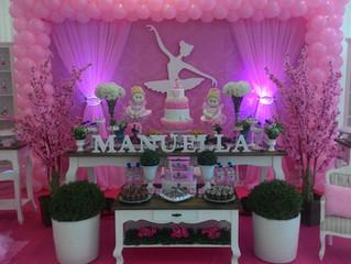 Aniversário Manuella