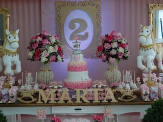 Aniversário Maria Luiza