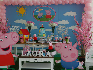 Aniversário Laura