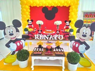 Aniversário Renato