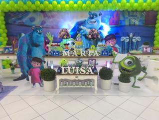 Aniversário Maria Luisa