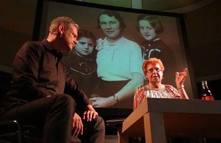"""""""Erinnerungen"""" Interview mit Holocaustüberlebende Edith Erbrich"""