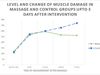 Sports Massage: Muscle Damage and Healing