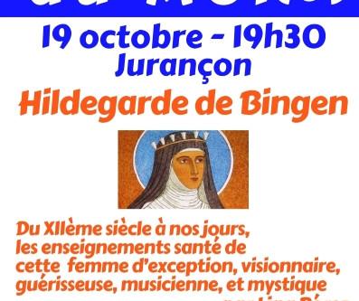 19 octobre - 19h30 : Rencontre du Moi(s)