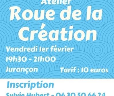 Atelier Roue de la Création