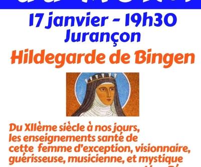17 janvier - 19h30 : Rencontre du Moi(s)