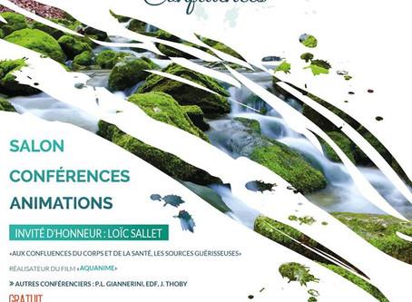8 septembre à Oloron : Forum Eaux et Confluences