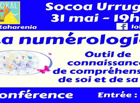 Conférence Numérologie et Connaissance de soi