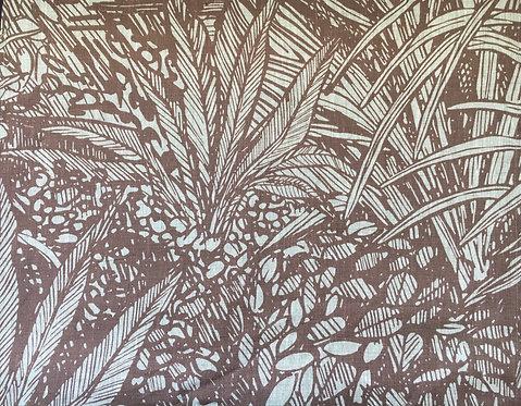 Jungle Linen col. Blush