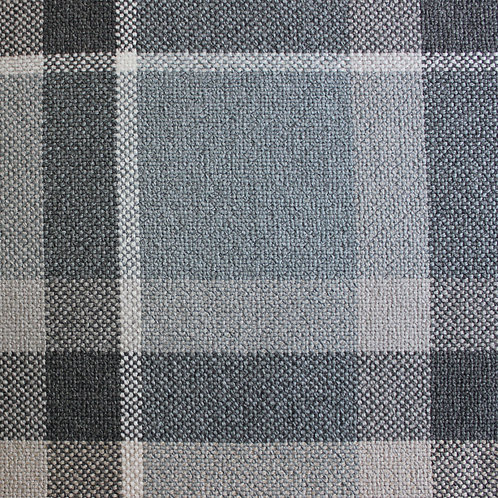 Afghanistan Plaid col. Grey