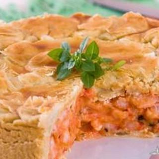 Shrimp Pie - Torta de Camarão