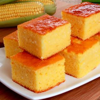 Corn Cake - Bolo de Milho