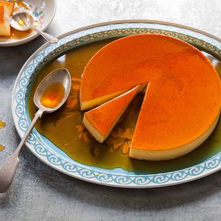 Cream Caramel - Pudim