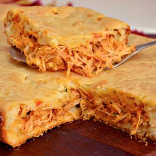Chicken Pie - Torta de Frango
