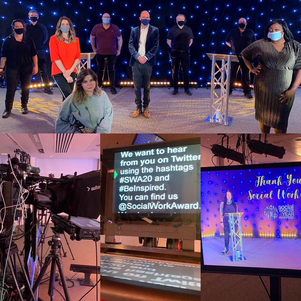virtual event provider London