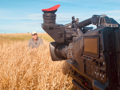 Wiltshire Filming for Organix