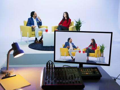 How to maximise audience engagement with live streaming.