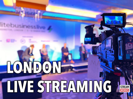 Live Streaming London Supplier