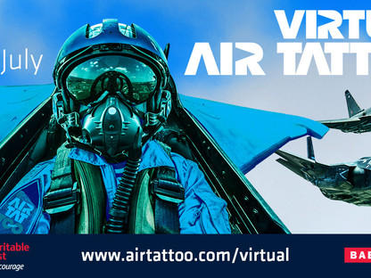 Delivering A Virtual Air Tattoo - Cameraman Gloucestershire