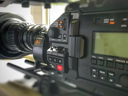 URSA Mini Pro 4.6K Digital Film Camera Joins the Family.