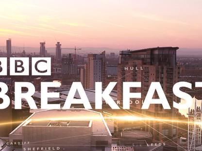 BBC Breakfast SEND Stories