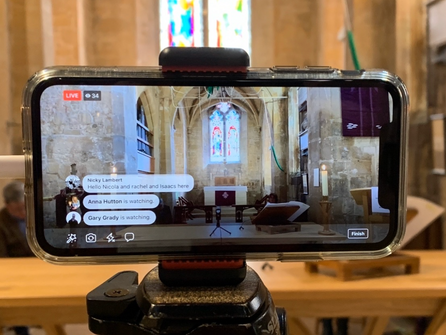 Streaming The Gospel - A Live Streaming Guide