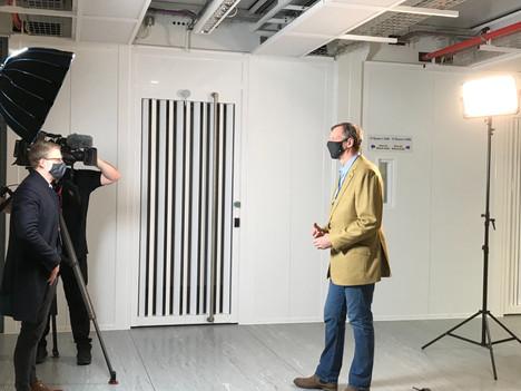 Energy Tech Story - ITV News