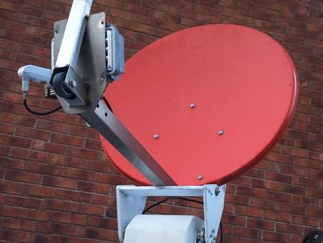 Short Term Event Satellite Broadband Hire