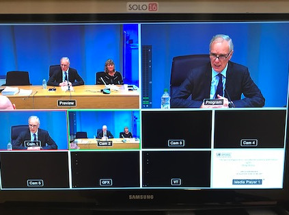 solo16 Broadcast Philip Alston's Press Conference (United Nations Special Rapporteur) - London L