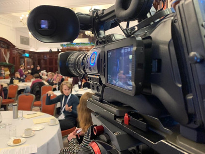 Live Streaming For The Pernicious Anaemia Society Conference in Cardiff