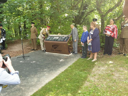 Armed Forces Day & New Zealand Memorial - Salisbury Cameraman