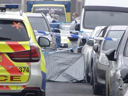 Fatal Armed Police Shooting Swindon