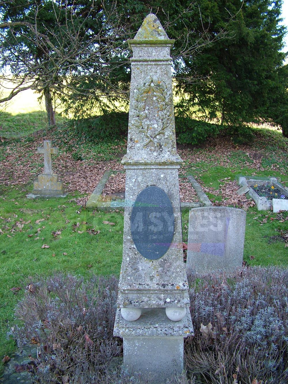 Ian Fleming Grave