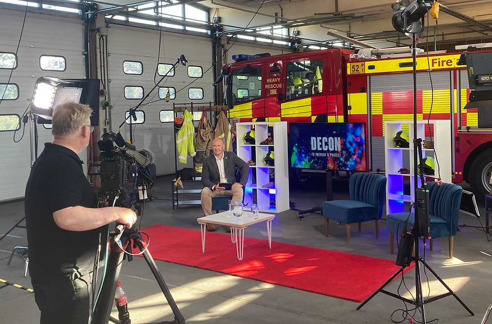 StreamWorks Broadcast Fire Brigades Union campaign launch