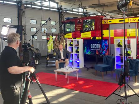 StreamWorks Broadcasts Fire Brigades Union DECON Campaign