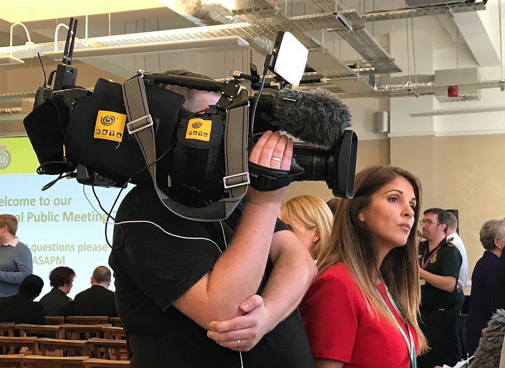 Event TV with the NHS
