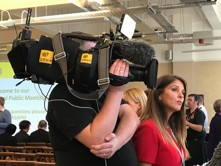 Event TV Stream For The London Ambulance Service