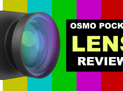VIDEO REVIEW: Freewell Wide Angle Lens For DJI Osmo Pocket