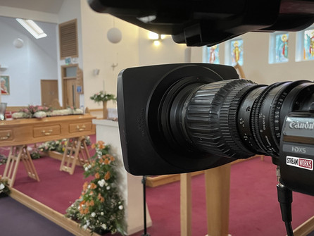 FUNERAL LIVE STREAMING - CONNECTING FAMILIES