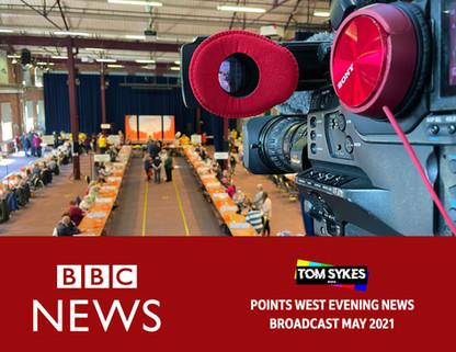 Swindon Local Elections 2021 - BBC Coverage