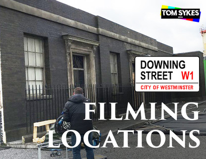 10 Downing Street In The Movies - How they film the famous address.