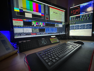 Remote live production from StreamWorks
