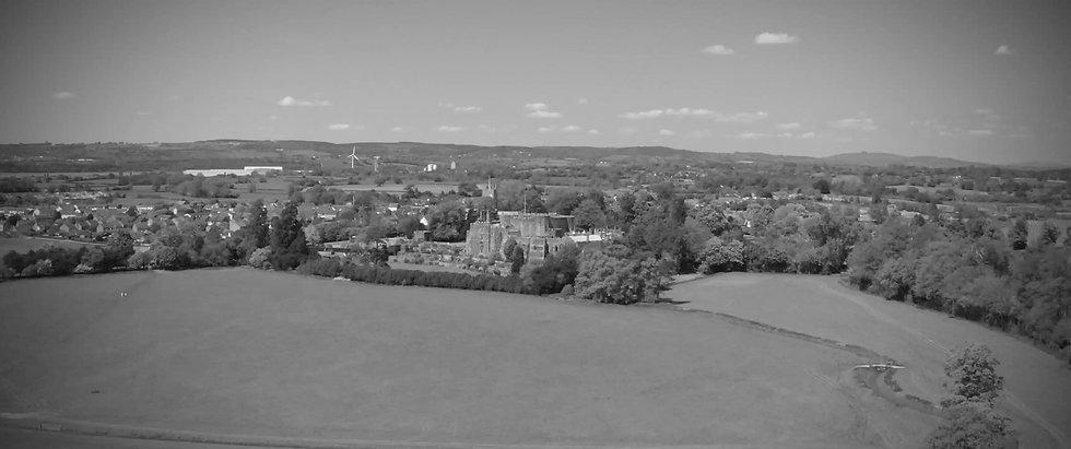 Wiltshire drone pilot
