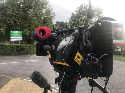 Headline News - Wiltshire Camera Operator