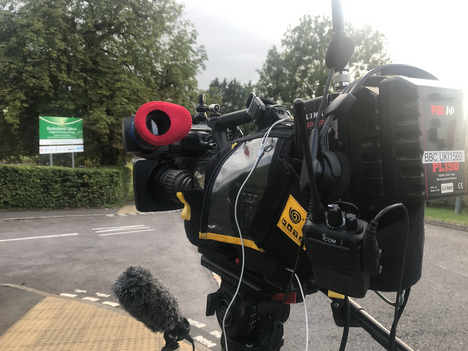 Headline News - Wiltshire Camera Operator