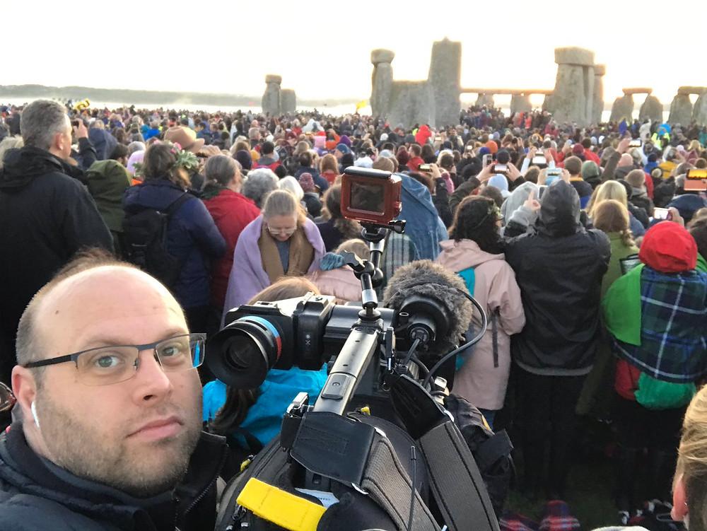 Salisbury Camera Operator
